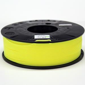 portachiavi filamento amarillo flúor PLA E.P. (3D850)- 1.75mm – ALL COLORS Materials 3D