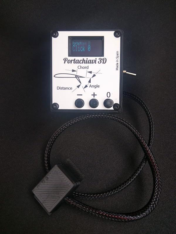portachiavi medidor de deflexiones electrónico 3