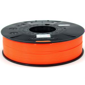 portachiavi filamento naranja flúor PLA E.P. (3D850)- 1.75mm – ALL COLORS Materials 3D