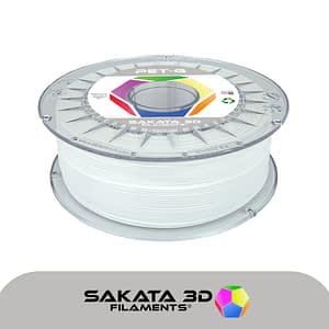 portachiavi filamento Blanco PETG-1KG – 1.75mm – Sakata3D
