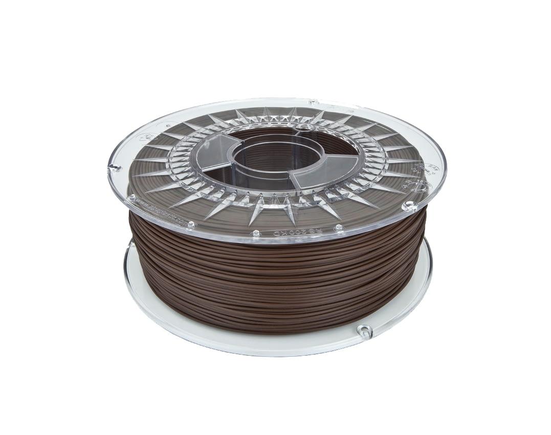 portachiavi filamento marrón PLA INGEO 3D850 -1KG – 1.75mm – Sakata3D