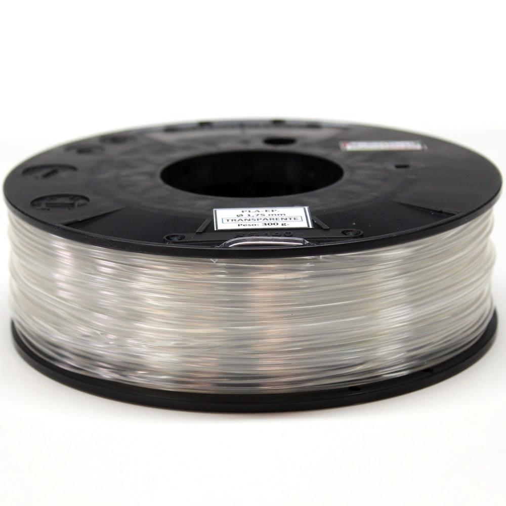 portachiavi filamento transparente PLA E.P. (3D850)- 1.75mm – ALL COLORS Materials 3D
