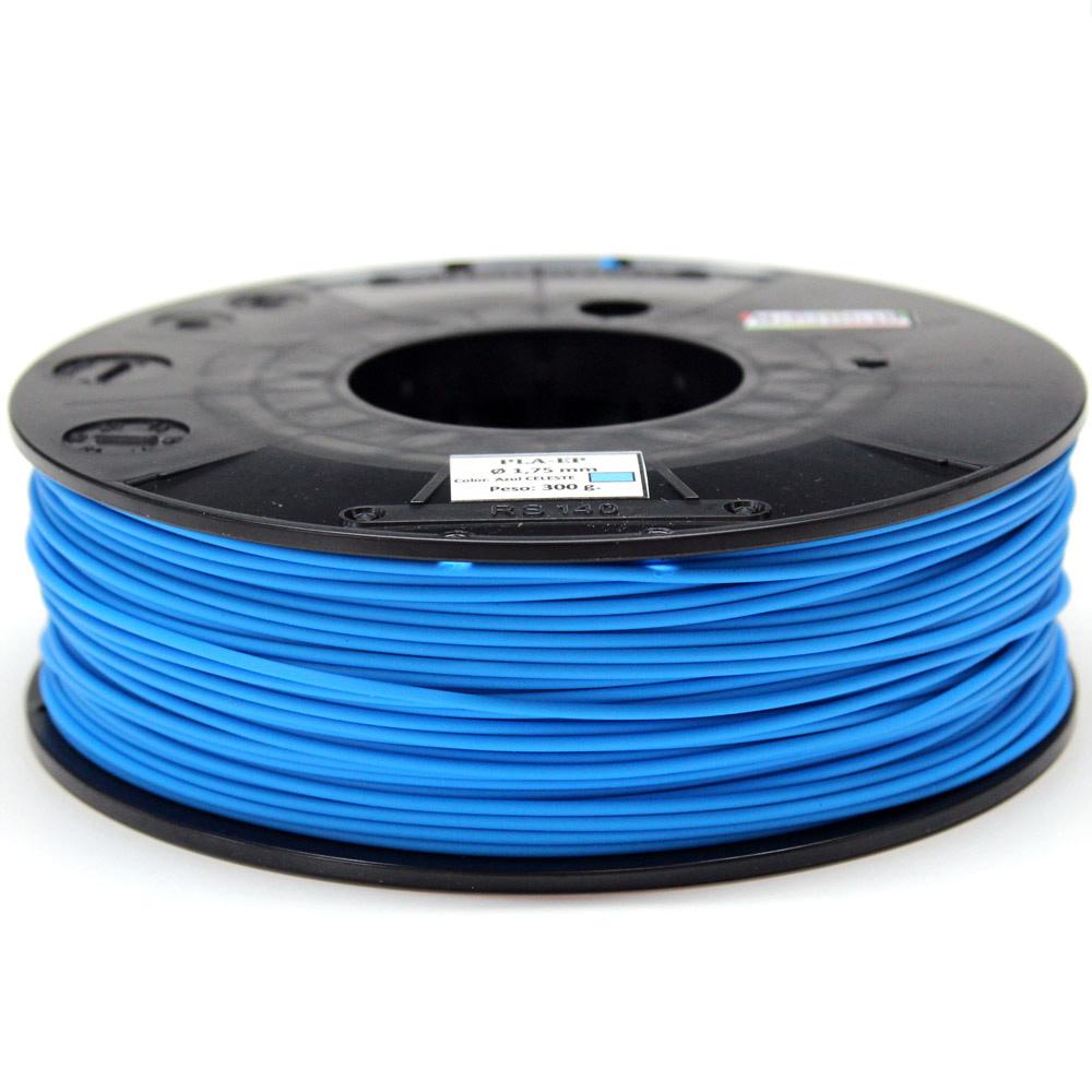 portachiavi filamento azul celeste PLA E.P. (3D850)- 1.75mm – ALL COLORS Materials 3D