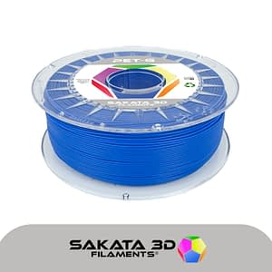 portachiavi filamento azul ETG-1KG – 1.75mm – Sakata3D