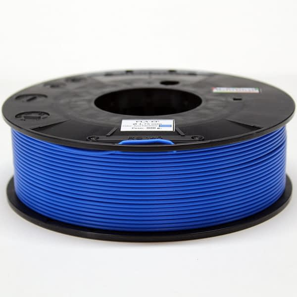 portachiavi filamento azul pacífico PLA E.P. (3D850)- 1.75mm – ALL COLORS Materials 3D