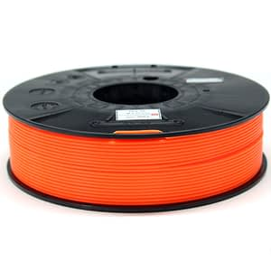 portachiavi filamento naranja flúor PLA E.P. (3D850)- 1.75mm – ALL COLORS Materials 3D