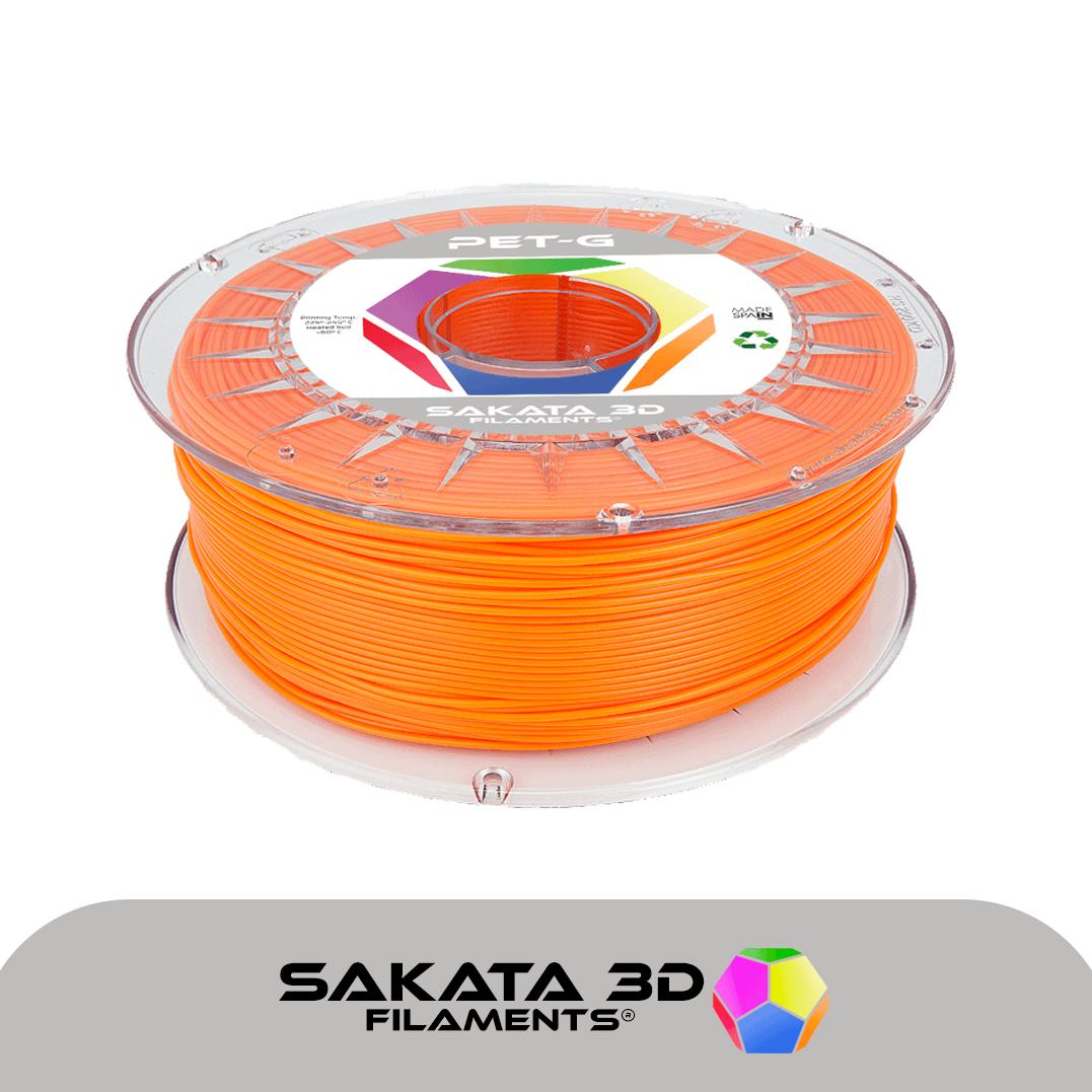 portachiavi filamento naranja ETG-1KG – 1.75mm – Sakata3D