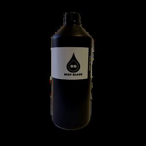 portachiavi DEEP BLACK – resina FunToDo
