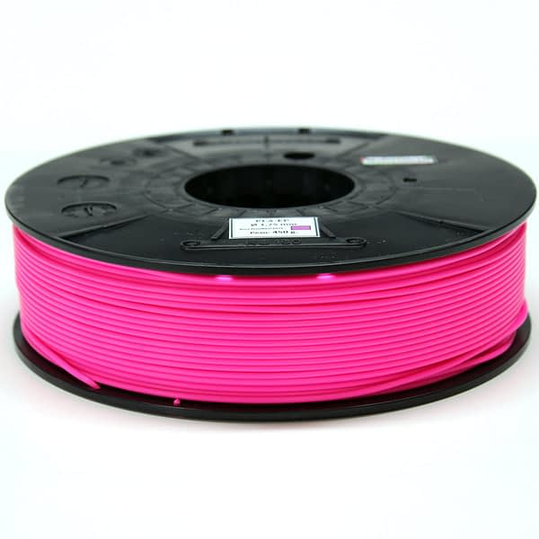 portachiavi filamento rosa flúor PLA E.P. (3D850)- 1.75mm – ALL COLORS Materials 3D