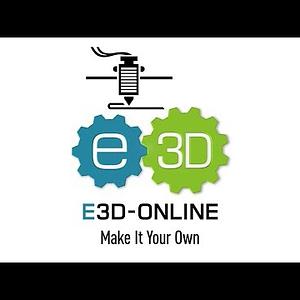 E3D Extrusores, hotends y sus accesorios