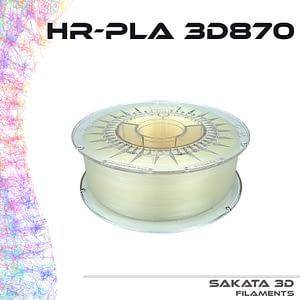 portachiavi filamento natural HR-PLA INGEO 3D870 -1KG – 1.75mm – Sakata3D
