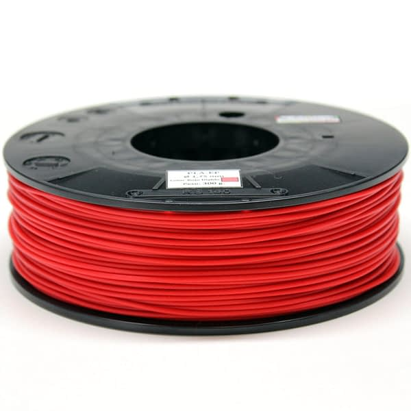 portachiavi filamento rojo diablo PLA E.P. (3D850)- 1.75mm – ALL COLORS Materials 3D