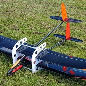 portachiavi soporte 2 glinders F5J / F3X con aviones