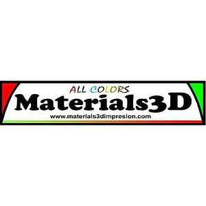 All Colors Materials 3D