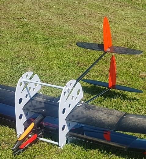 portachiavi soporte 3 glinders F5J / F3X con aviones