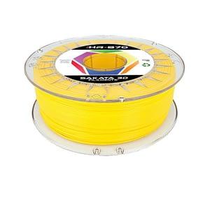 portachiavi filamento amarillo HR-PLA INGEO 3D870 -1KG – 1.75mm – Sakata3D